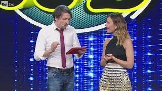 Marco Capretti e Fatima Trotta - Made in Sud 12/04/2017
