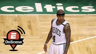 Isaiah Thomas Told Doctors To Put Him Back In The Game | OnScene | ESPN