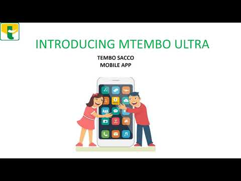 Tembo Sacco has introduced a second mobile platform that will be running concurrently with M-Tembo *346#. M-Tembo ULTRA (*796#) is an additional service ...