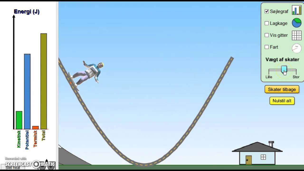 Mundlig opgave, GSK flex fysik B, Mekanik