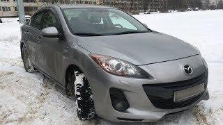 Mazda 3 за 650 тысяч ! Чего ожидать ?