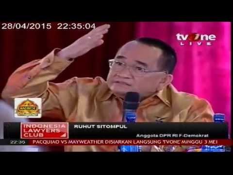 Indonesia Lawyers Club tvOne 28042015 Part 2/2 @ilc_tvonenews @karniilyas