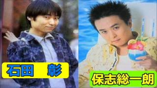 声優の石田彰さんと保志総一郎さんの兄弟話。 保志さんの義兄さんになる...