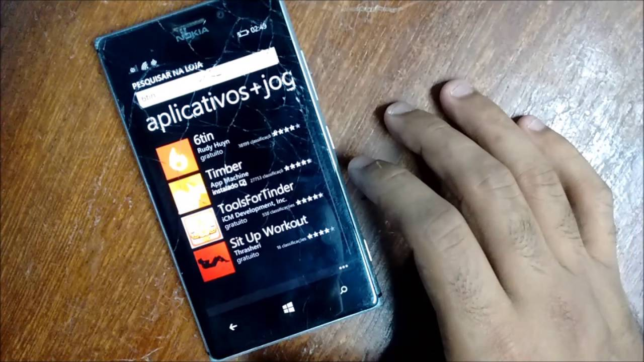 Tinder dating app for nokia lumia