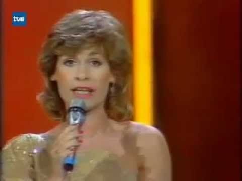 Eurovision 1984  West Germany  Mary Roos  Aufrecht gehn