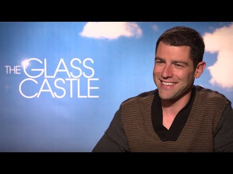 Max Greenfield Talks 'New Girl' & Taking A Punch From Woody Harrelson In THE GLASS CASTLE