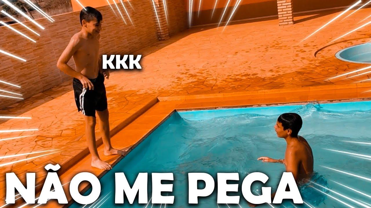PEGA PEGA MAIS MALUCO DO YOUTUBE !!! FOI MUITO TOP