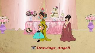 #كدوشة في حفلة زواج ج1