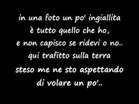Modà Tappeto di fragole (testo) by MsIlaria10