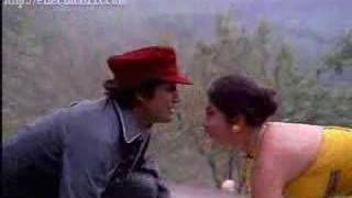 pyar mai kabhi kabhi aisa ho...film:chalte chalte.