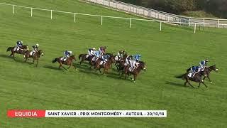 Vidéo de la course PMU PRIX MONTGOMERY