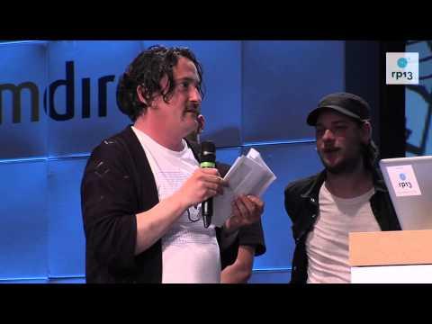 re:publica 2013: Verabschiedung (ohne Musik) on YouTube