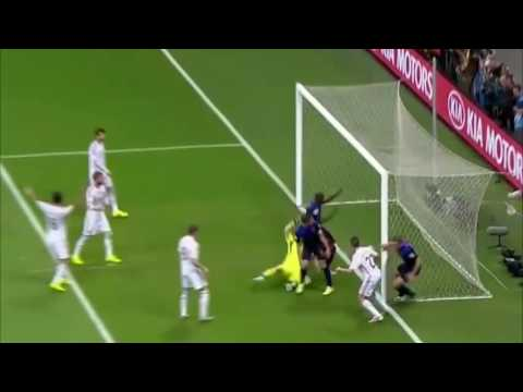 Spain vs netherlands 1-5 (FIFA World Cup 2014)