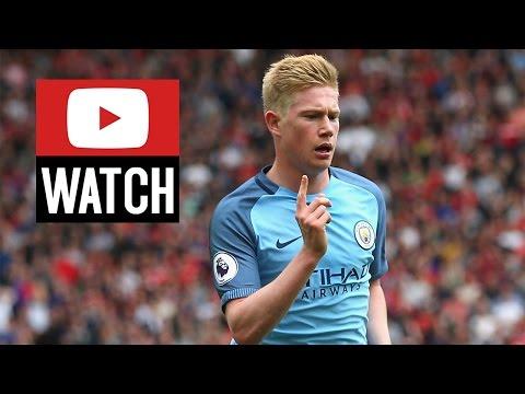 Kevin De Bruyne - Amazing Goals, Skills, Passes - 2016/17 HD