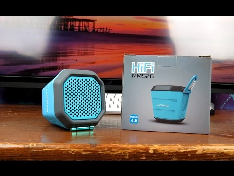 Best Portable Bluetooth Speaker Under $50? | Lumsing Hi-Fi Review