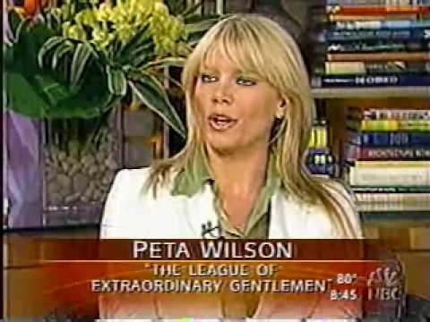 Peta Wilson  Today   2003