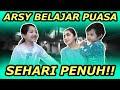 ARSY SEMANGAT BANGUN SAHUR Untuk PUASA 1 HARI PENUH!! SAHUR BARENG TIM JUGA!!