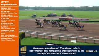 Qualifications Lot 09 - Caen 17 04 2019
