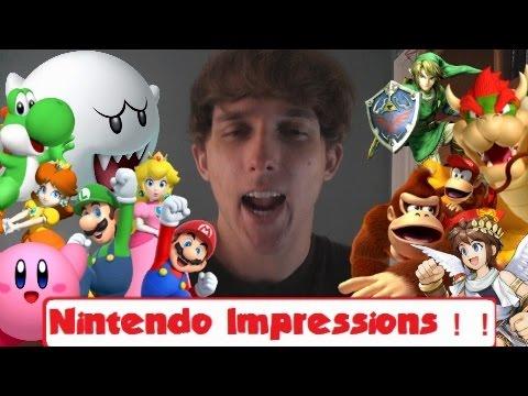 Nintendo Impressions