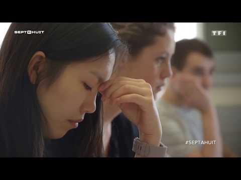 REPORTAGE sur le MIT de Boston, La fabrique de génies (Sept à Huit) 2018