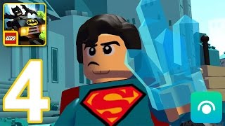 LEGO DC Super Heroes Mighty Micros - Gameplay Walkthrough Part 4 (iOS, Android)