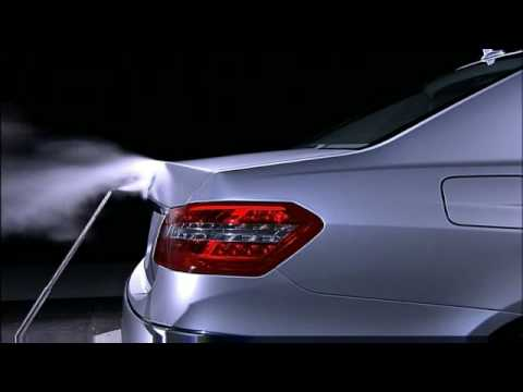 New Mercedes-Benz E-Class 2010 Blue Efficiency