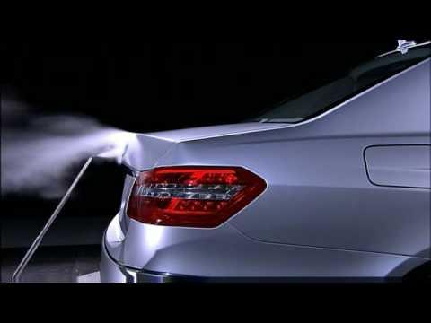New Mercedes-Benz E-Class 2010 Blue Efficiency