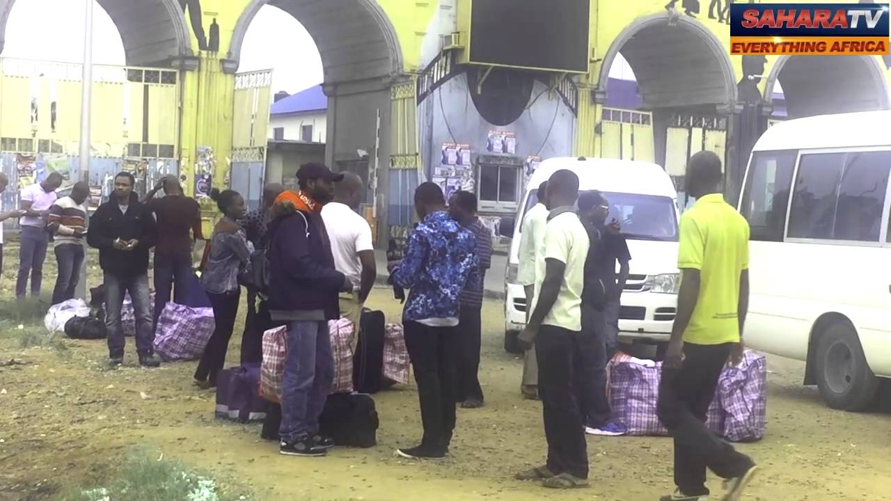 Image result for deportation of Nigerians