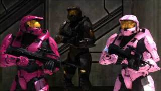 Red vs. Blue Recreation 16