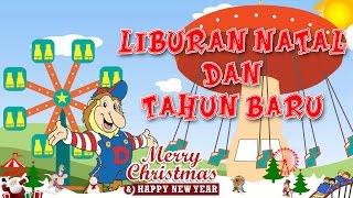 Keseruan Libur Natal dan Tahun Baru di Dufan