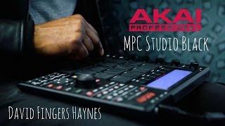 AKAI : David Fingers Haynes rencontre la MPC Studio Black (vidéo de la boite noire)