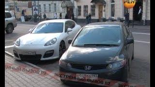 Парковка в центре Москвы стала платной. Экстренный вызов(В Москве в пределах Бульварного кольца все парковки стали платными - теперь час стоянки обойдется автолюби..., 2013-06-03T09:54:41.000Z)