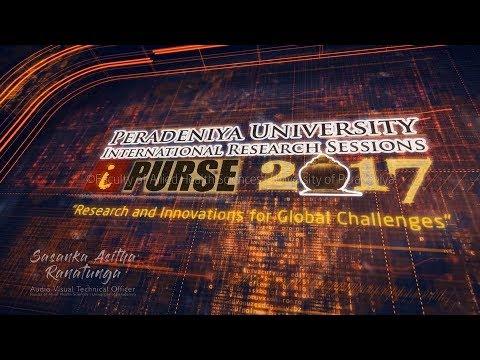 iPurse 2017 University of Peradeniya   © 2017 FAHS