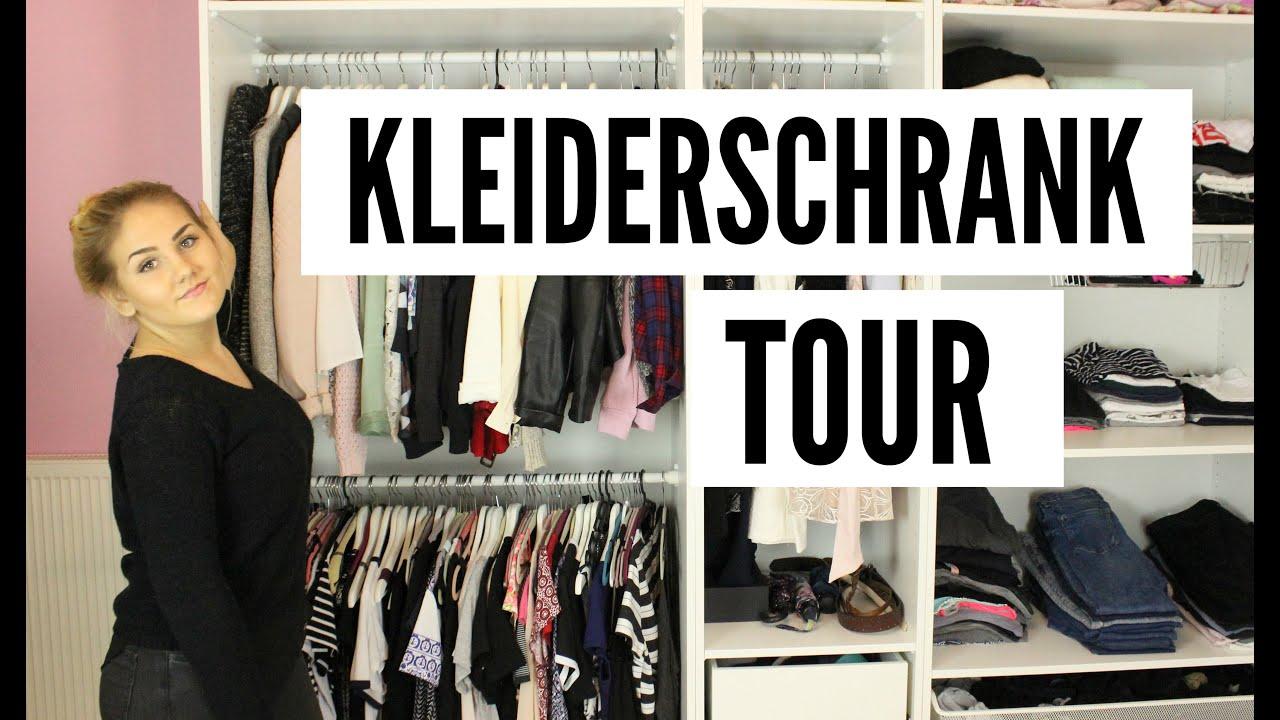 Organisation Kleiderschrank
