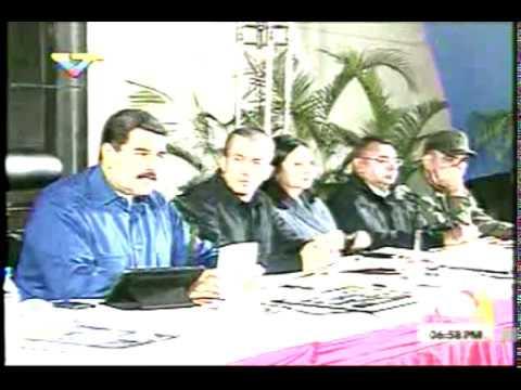 Presidente Maduro: CNN que es un instrumento de guerra en manos de verdaderas mafias