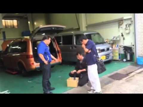 自動車整備工場 大阪|北区の菊川モータースは車検・タイヤ交換など安心