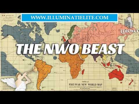 REAL New World Order 2017 US End Times Map Agenda movie of 10 Region 3 Elite