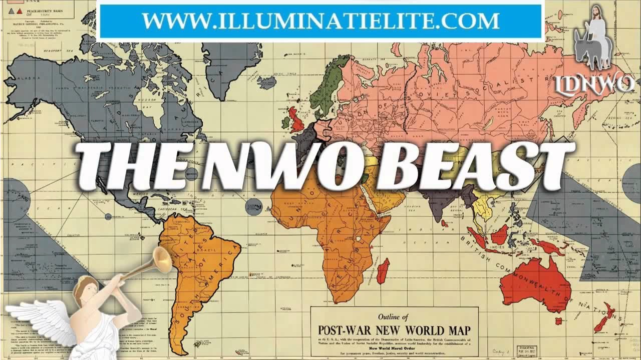 New World order Map 2020 Elegant A4 2017 – All Inclusive Map