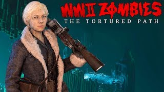 "WWII Zombies - ""The Tortured Path"" Walkthrough and Easter Egg Hunt"
