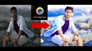 Awesome photo Editing by Photo Director!!!!