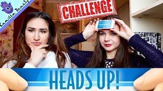 Heads Up Challenge с Вероникой! Collab