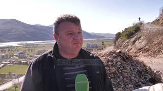 Rruga e shkatërruar, shembja izoloi zonën Labinot Mal  - Top Channel Albania - News - Lajme