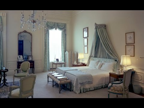How The White House Master Bedroom Has Changed Youtube