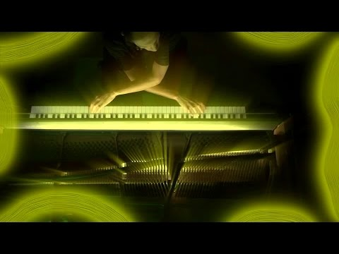 ☆☆ Raiponce ~ L'incantation de la guérison ☆☆ (piano instrumental karaoke) 3D