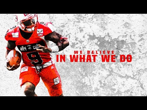 """WE BELIEVE IN WHAT WE DO"" Scorpions Football [GFL Documentary]"