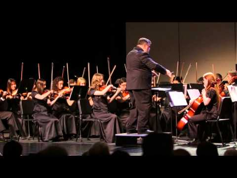 Waltz - La Plus Que Lente (Debussy/Moreno) - Boyd HS Honors Chamber Orchestra
