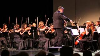 Waltz - La Plus Que Lente (Debussy/Moreno) - Boyd HS Honors Chamber Orchestra