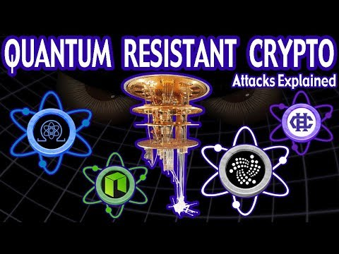 Quantum Resistant Crypto and Attacks Explained (Technical Simplified)