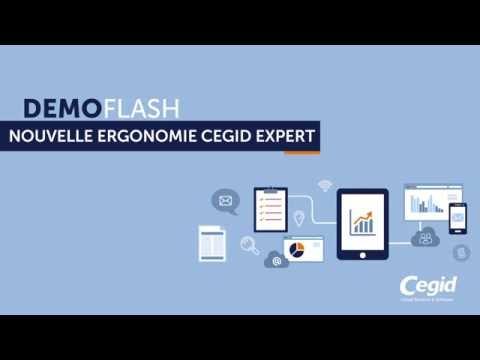Démo flash - Nouvelle ergonomie Cegid Expert