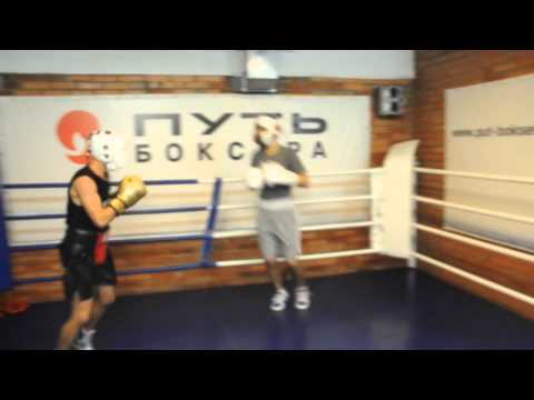 WBA ASIA Champion - Nikolay Potapov Sparring Session.